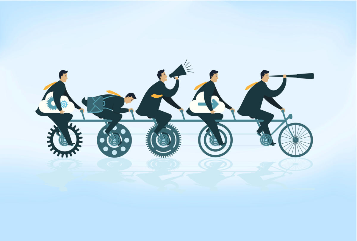 teamwork strategy project management planning bicycle thinkstock 457087763 100573981 large